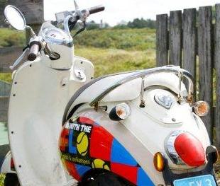 Lees meer over ons Scooterverhuur Bergen