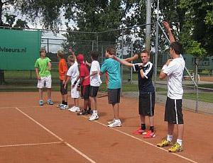 Lees meer over ons Tennisschool Bergen